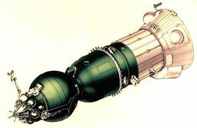Soyuz LOK (RKK Energía/www.buran.ru).