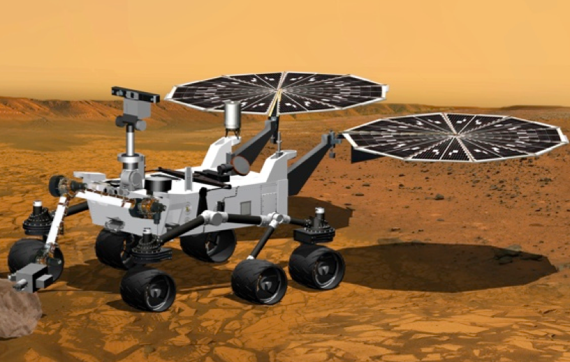 what makes the mars rover and explorer - photo #9