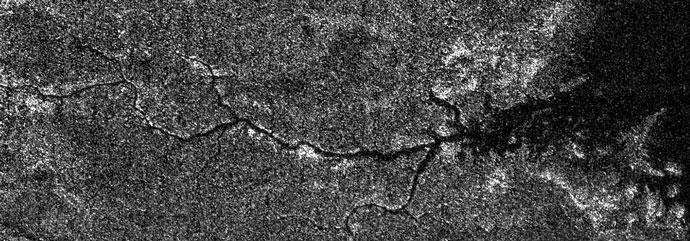 Resultado de imagen para El río «Nilo» de Titán