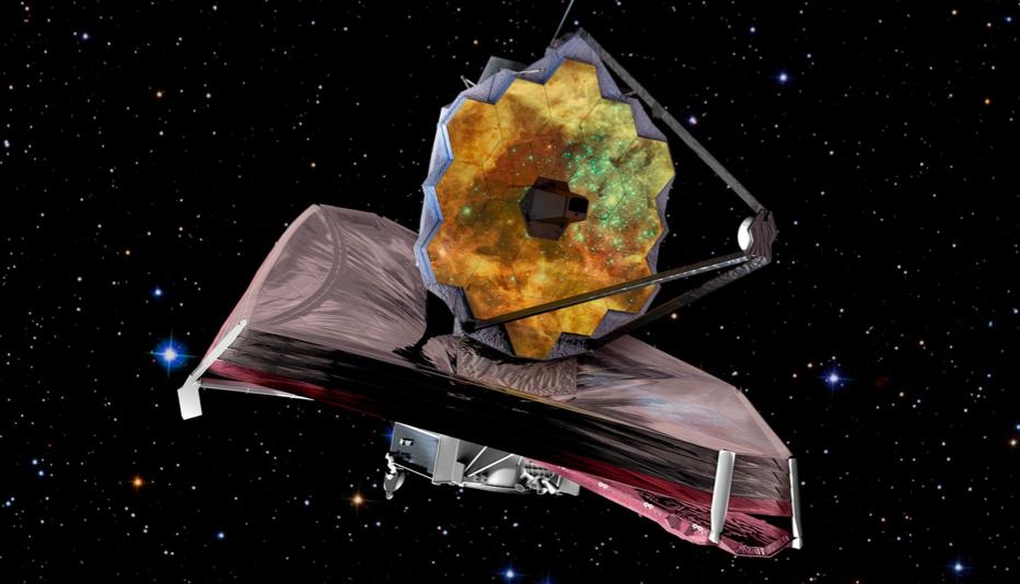 El telescopio espacial James Webb: too big to fail - Eureka