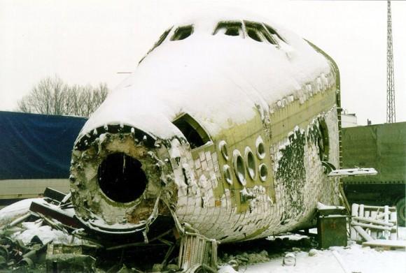 La lanzadera 4K nunca se terminó (www.buran.ru).