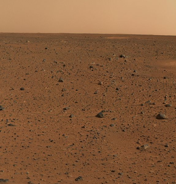 574px-Spirit's_First_Color_Photograph_Mars