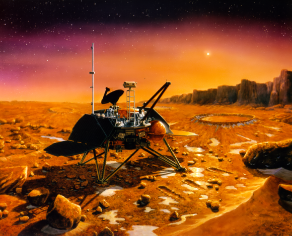 739px-Mars_Polar_Lander_-_artist_depiction
