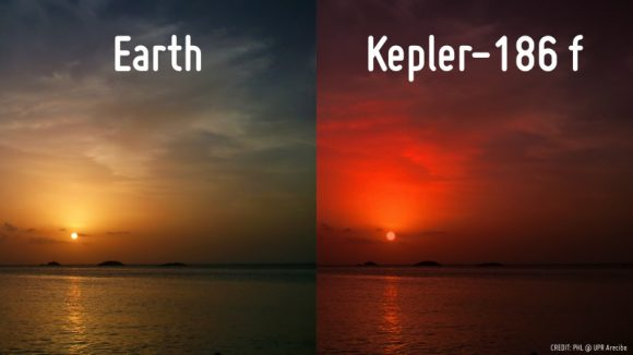 Sunset_Kepler186f