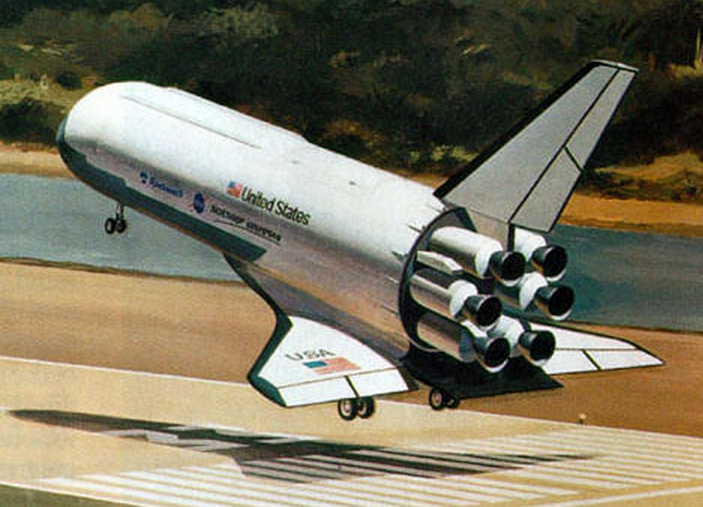 X 33 La Nave Espacial Que Pudo Revolucionar La Conquista