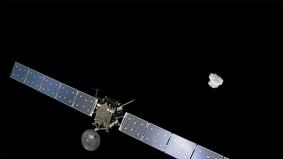 Rosetta_arrives_at_comet