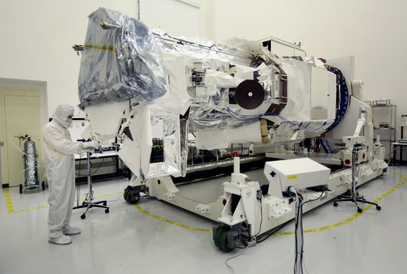 DigitalGlobe New Satellite