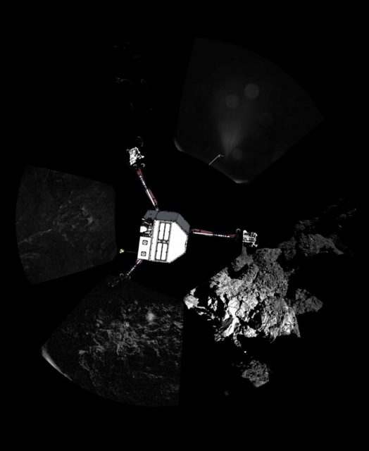ESA_Rosetta_Philae_CIVA_FirstPanoramic_woLander-838x1024