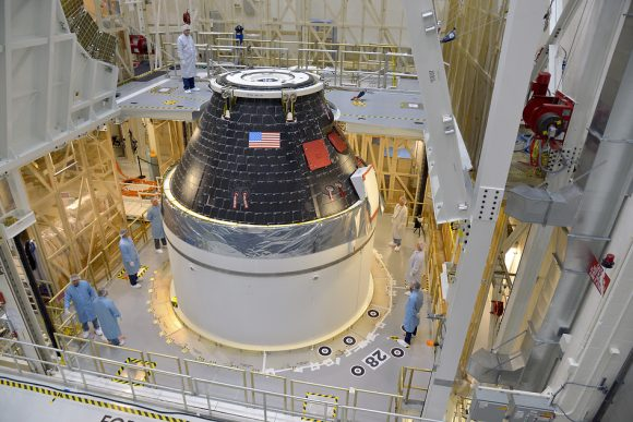 Orion's_First_Crew_Module_Complete
