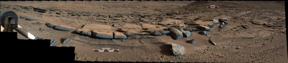 curiosity-rover-kimberley-mastcam-sandstone-pia19069-Labeled-FigA-br2