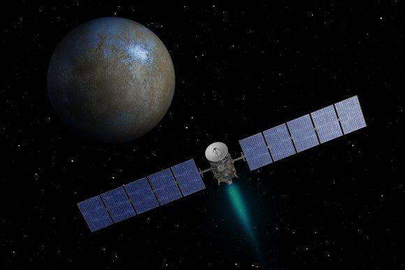 Dawn llega a Ceres (NASA).