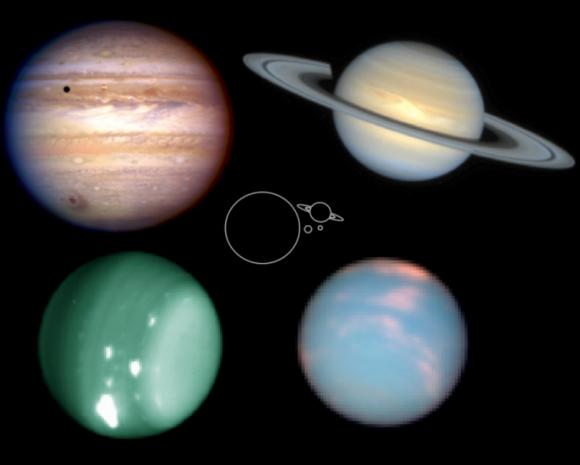 Kuiper observará el sistema solar exterior (NASA).