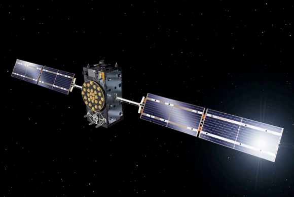 Satélite Galileo FOC