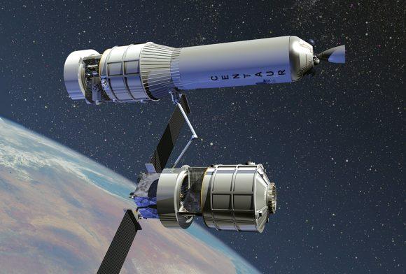 Otra vista del intercambio de Exoliners (Lockheed-Martin).