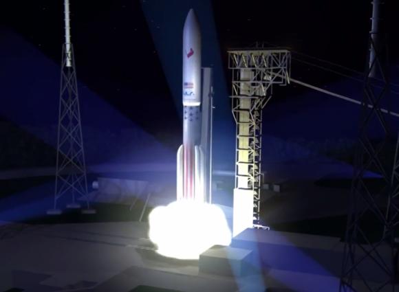 Nuevo cohete Vulcan (ULA).