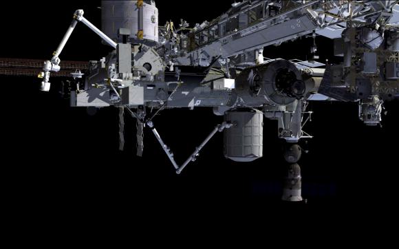 Posición original del PMM (NASA).