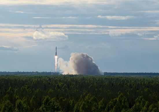 Lanzamiento del Kobalt M-10 (MORF).