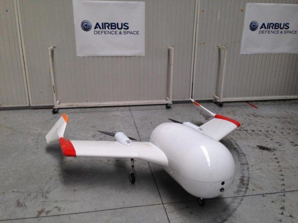 Modelo de pruebas de Adeline desarrollado por Airbus (Airbus).