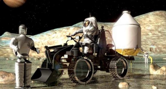 Explorando Calisto (NASA).