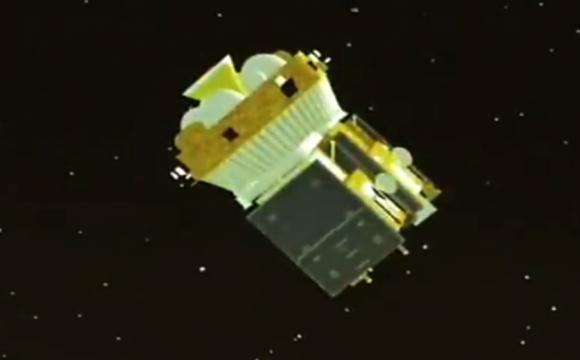 Configuración de lanzamiento de los Beidou-3 M1 y M2 (www.9ifly.cn).