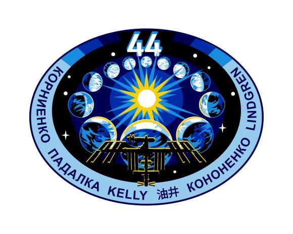 Emblema de la Expedición 44 (NASA).