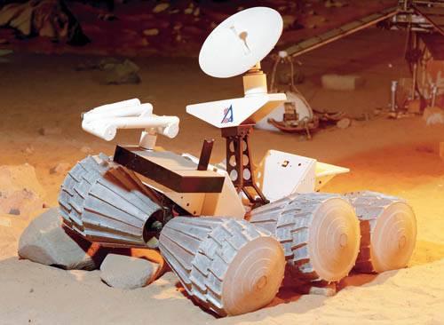 Marsojod ruso (IKI).