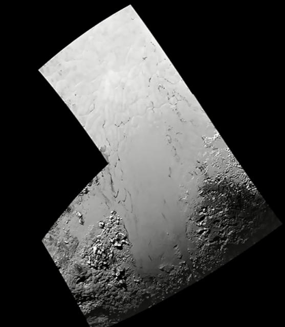 El mosaico anterior en detalle (NASA/APL-JHU/SwRI).