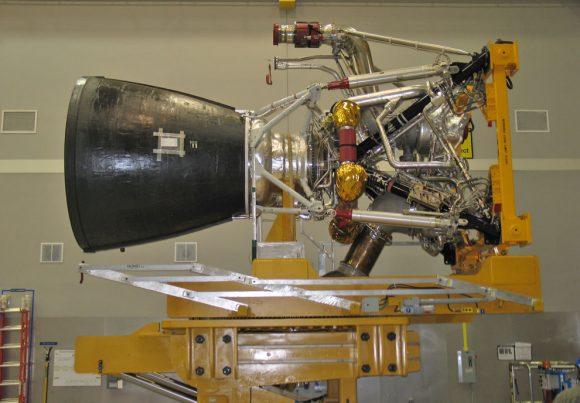 Motor RS-68A (ULA).