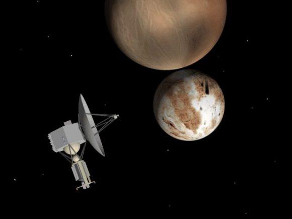 Sonda PKE (NASA).