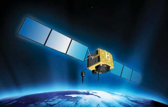 Satélite GPS IIF (ULA).