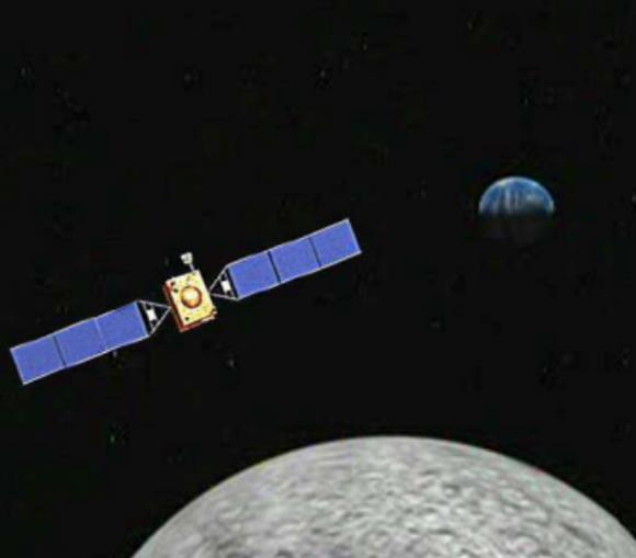 El satélite de retransmisión de datos LRS será parecido a las Chang'e 1 y 2 ().