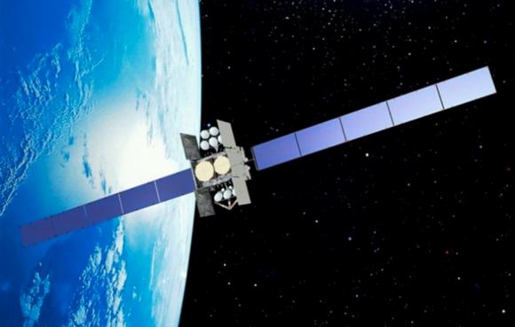 Satélite WGS (Boeing).