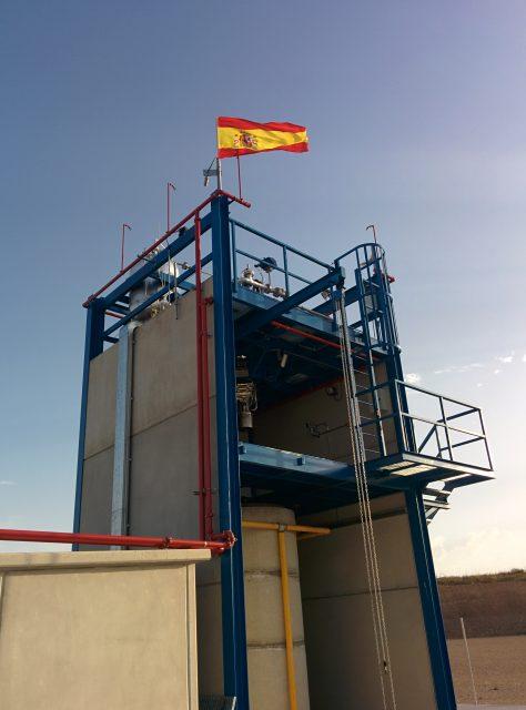 Banco de pruebas (PLD Space).