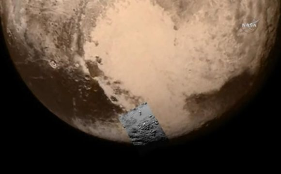 Imagen de contexto de la fotografía anterior (NASA TV).