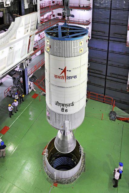 Segunda etapa (ISRO).