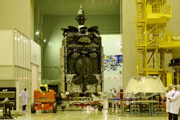 Inmarsat-5 F3 (ILS).