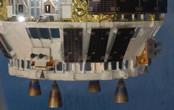 Módulo de propulsión del HTV (JAXA).