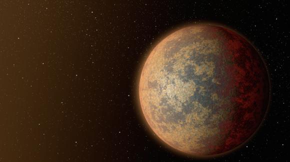 Representación artística de (NASA).