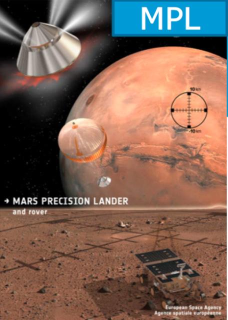 Mars Precision Lander (ESA).
