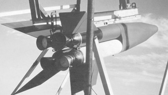 Lanzador espacial Pilot/NOTSNIK (USN).