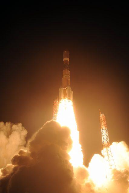 Lanzamiento del HTV5 (JAXA).