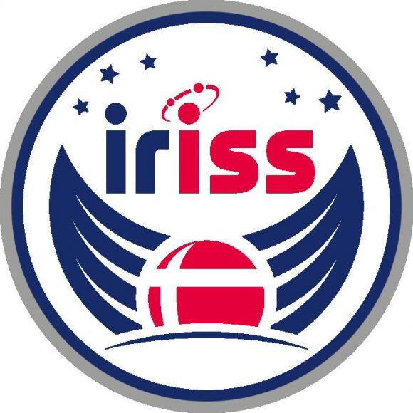 Emblema de la misión IrISS de Mogensen (ESA).