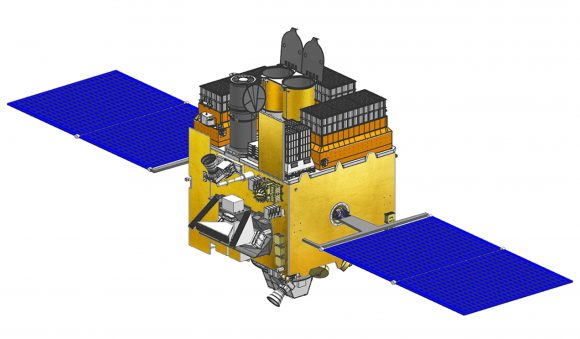 AstroSat (ISRO).