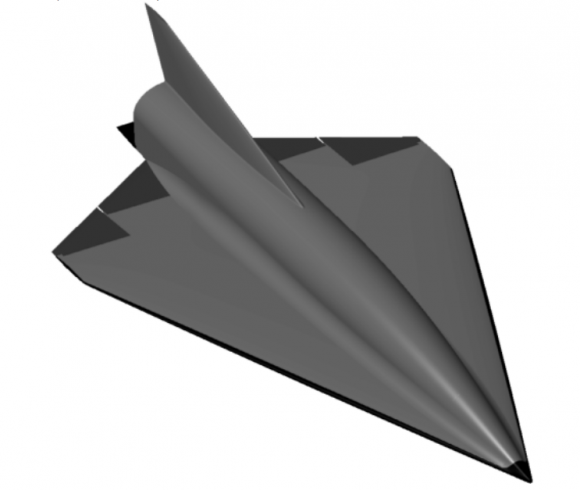La última versión del 'orbitador', el SpaceLiner 7 (DLR).