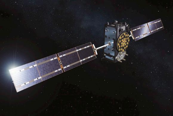 Satélite Galileo-FOC (Arianespace).