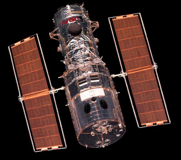 El gusano sigue vivo en el telescopio espacial Hubble (NASA).