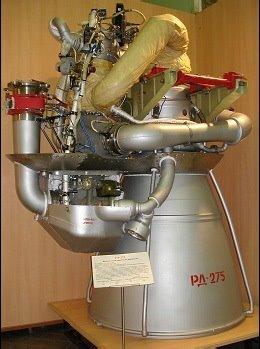RD-275 (NPO Energomash).