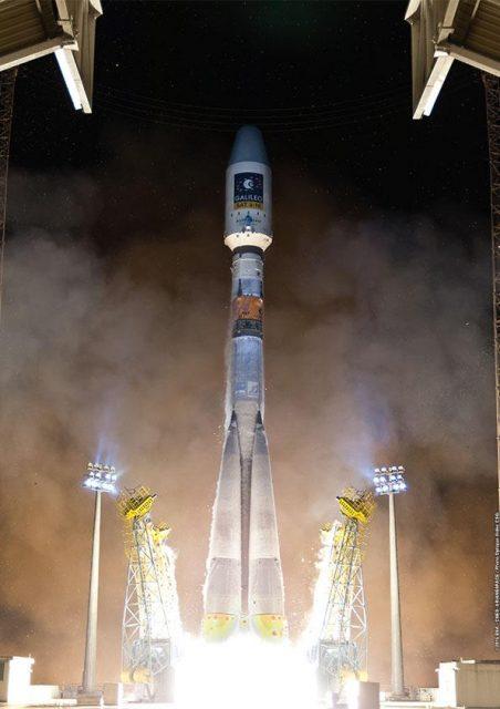 Lanzamiento de la misión VS12 (CNES).