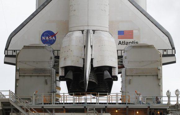 La albóndiga se adueñó de los transbordadores a partir de 1992 (NASA).