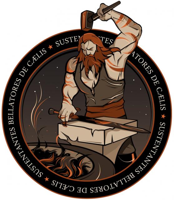 Emblema de la misión NROL 55 (NRO).